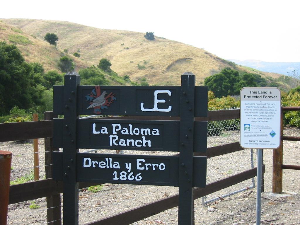 La Paloma Ranch, Gaviota