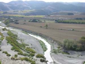 Santa Ynez river restoration