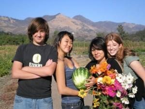 students at Midland Ranch School