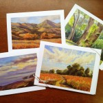 Land Trust greeting cards