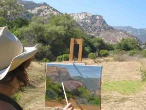 4_canyon landscape