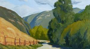 Arroyo Hondo Canyon John Iwerks