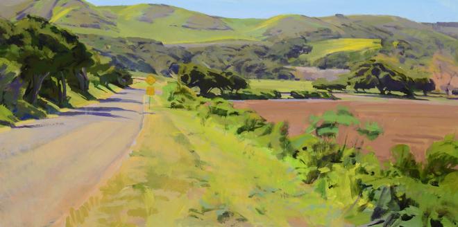 Oak Group Art Show to Benefit Land Trust!