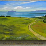 Path to Paradise   (SOLD) by Jeremy Harper, oil 22x28, $1300