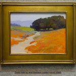Dune Path by Ann Sanders, pastel 12x16, $900
