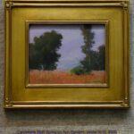 Carpinteria Bluff Spring by Ann Sanders, pastel 8x10, $600