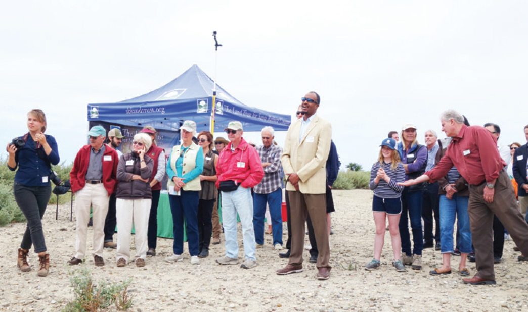 Celebrating History: The Carpinteria Bluffs