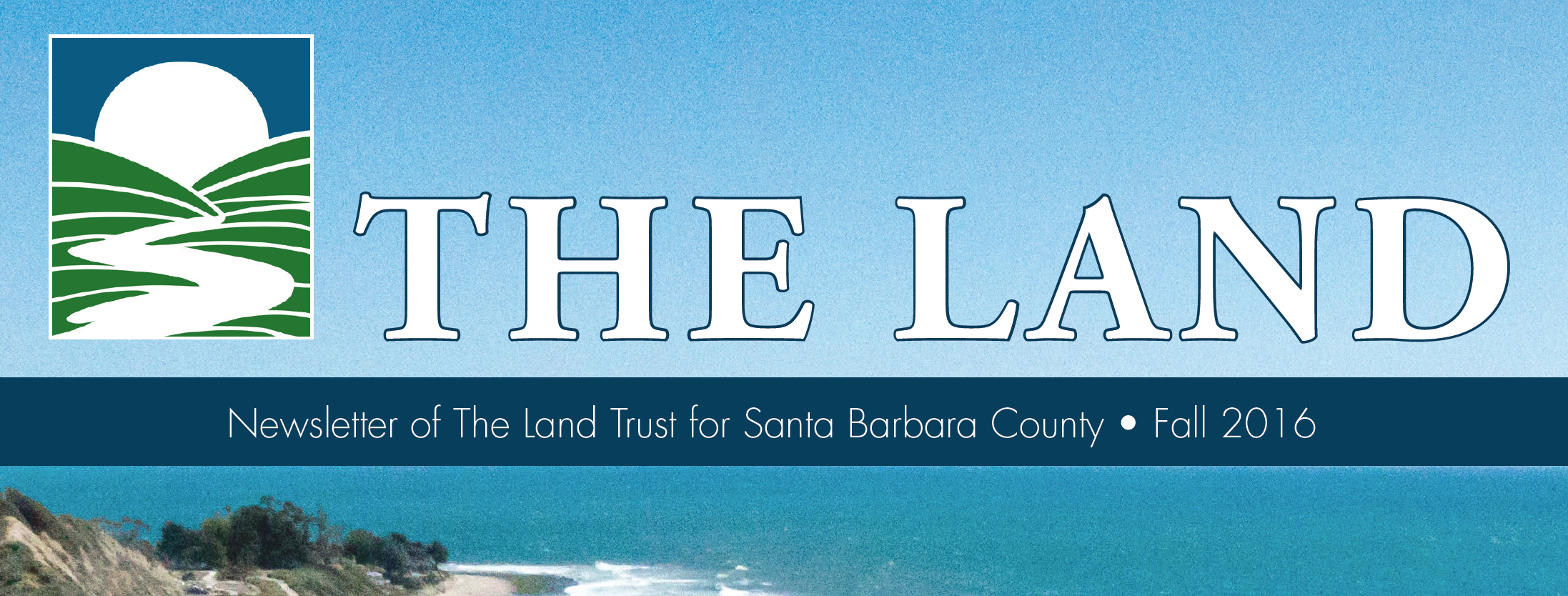 Land Trust Newsletter Fall 2016