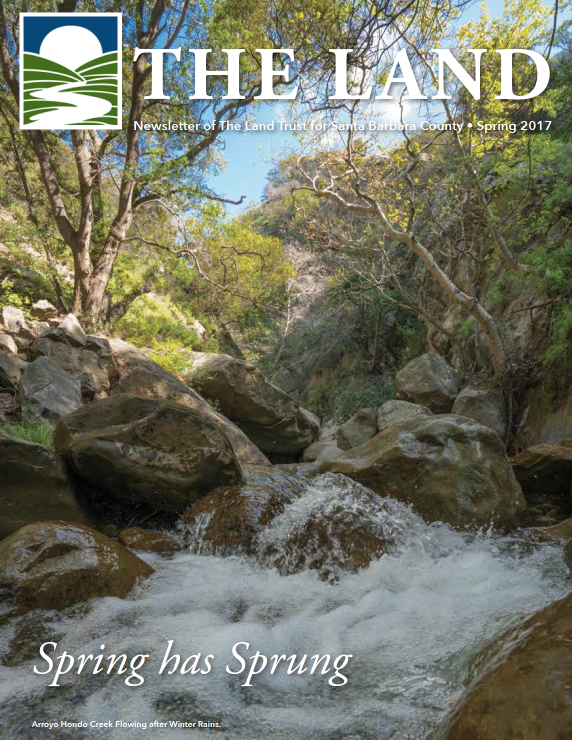 Land Trust Newsletter Spring 2017