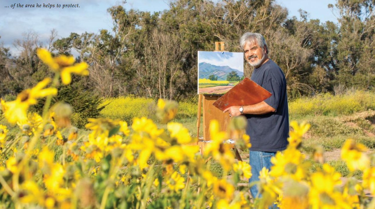 Question + Answer With Arturo Tello, Carp Bluffs Artist-turned-advocate
