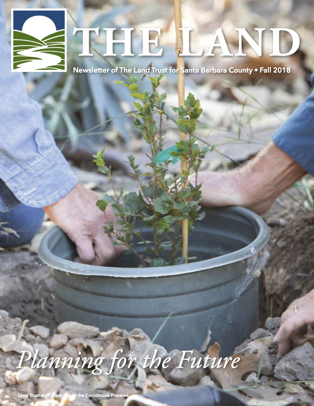 The Land: Land Trust Fall Newsletter