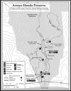 AHP Trail Map