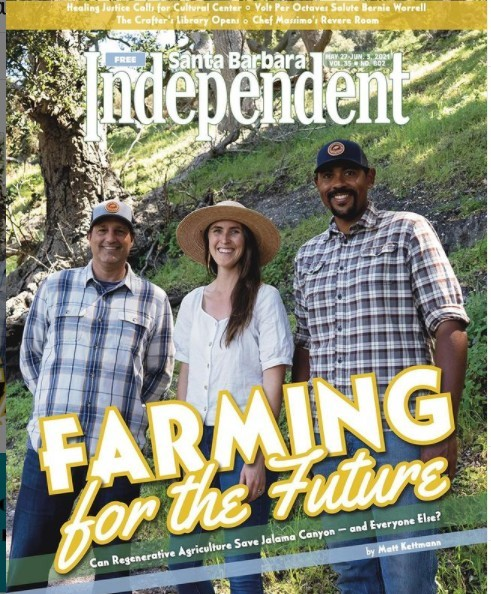 In The News: Farming For The Future At Jalama Canyon Ranch